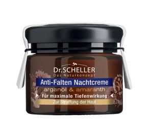 Dr. Scheller Anti-Falten Nachtcreme