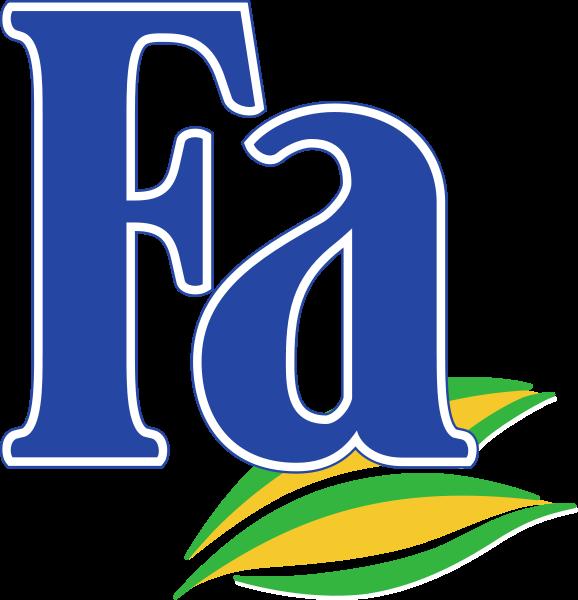 Fa Logo @ Wikipedia