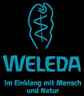 Weleda Logo @ Wikipedia