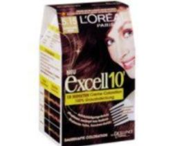 L or al coloration excell10 nat rliche farbe in 10 minuten - 10 minuten haarfarbe ...