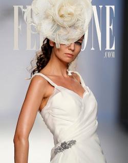 Braut mit Hut, beyrouth @Flickr