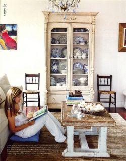 Landhausstil Möbel flickr Tammy Manet