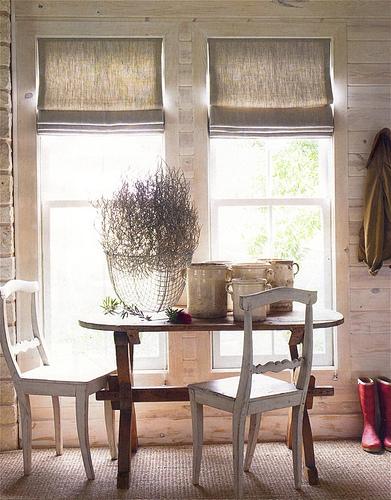 Küchenstühle  ©Flickr.com/Tammy Manet