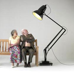 die anglepoise lampe ein klassiker unter den lampen. Black Bedroom Furniture Sets. Home Design Ideas