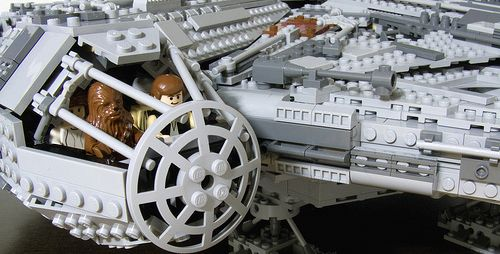 LEGO Star Wars flickr Andres Rueda