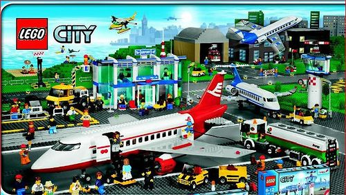 Lego City flickr bucklava