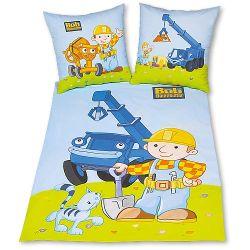 Bob der Baumeister Bettwäsche