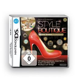 nintendo ds style boutique das spiel f r fashion victims. Black Bedroom Furniture Sets. Home Design Ideas
