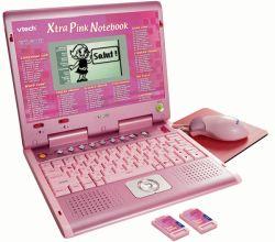 Vtech Notebook Pink