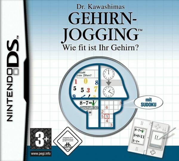 Dr. Kawashimas Gehirn Jogging für Nintendo DS