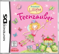 prinzessin lillifee feenzauber das spiel f r nintendo ds. Black Bedroom Furniture Sets. Home Design Ideas