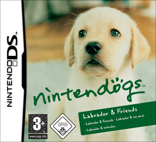 Nintendogs, Labrador and Friends