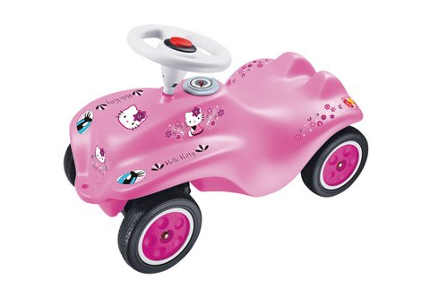 bobby car von hello kitty der klassiker der stra e
