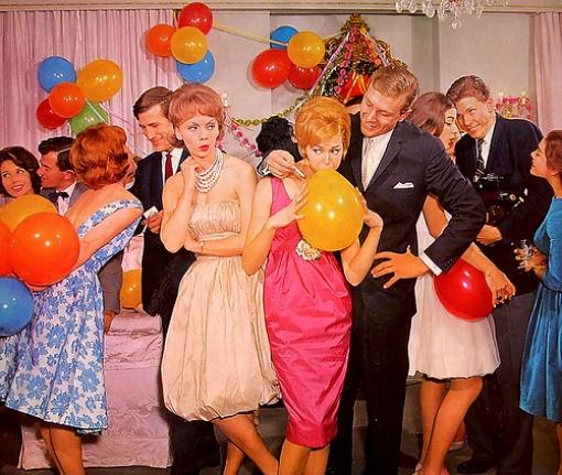 Party Tipps  Wie organisiert man eine Party Vintage Cocktail Party