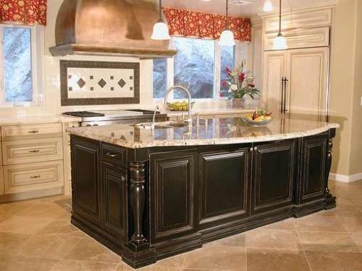 kuchenmobel zum sitzen : . Das Flair und die wohnliche Atmosph?re machen den Kochraum zum ...